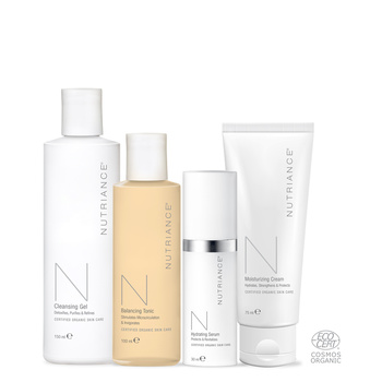 Nutraince Organic Set Man, Combination to Oily skin